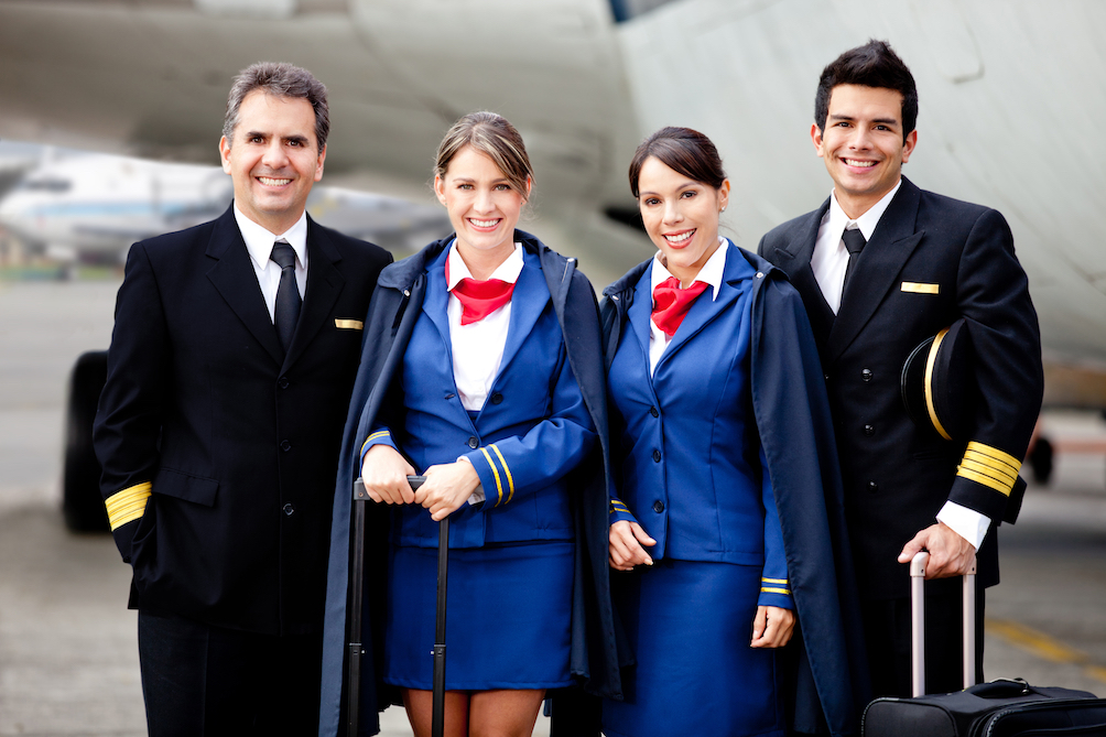 Airline Crew Transportation